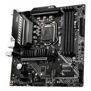 Placa-Mãe MSI MAG B460M Bazooka, Intel LGA 1200, mATX | R$ 731