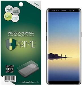 (Prime) Pelicula Hprime invisivel para Samsung Galaxy Note 8 | R$6