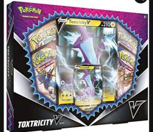 [Prime] Box Pokémon Coleção Toxtricity V | R$60