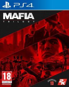 [PS4] Mafia: Trilogy | R$162