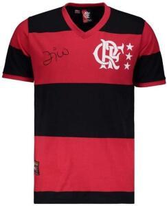 Camisa Fla Libertadores Zico | R$129