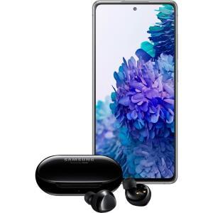 Smartphone Samsung Galaxy S20 Fe 256GB - Cloud Navy + Fone Wireless Galaxy Buds | R$3.499
