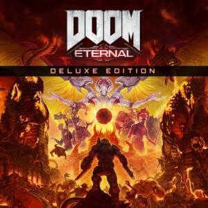 [PS4] DOOM Eternal Edição Deluxe | R$124
