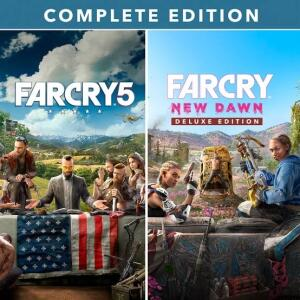 [PS4] Far Cry New Dawn Complete Edition | Bundle com 2 jogos R$88
