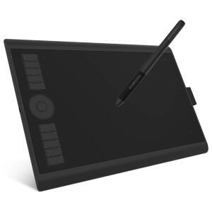 "Mesa Digitalizadora Gaomon M10K PRO 10"" 10 Teclas de Atalho   R$322"