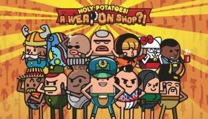 Holy Potatoes! A Weapon Shop?! | R$3
