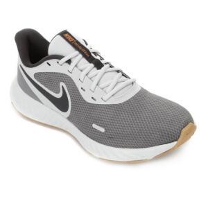 Tênis Nike Revolution 5 Masculino - Cinza - R$127