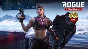 [PS Plus] [DLC] Jogo Rogue Company: Sigrid - Pacote PlayStation Plus - PS4