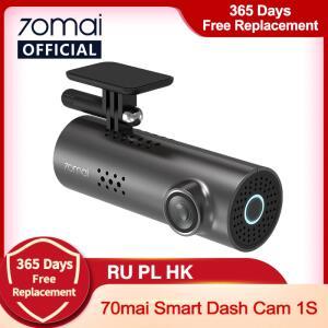 Câmera Automotiva Dash Cam 70mai 1S APP | R$228