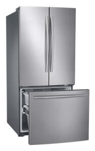 [220V] Geladeira Inverter Frost Free Samsung French Door IBACI 547L | R$ 4999