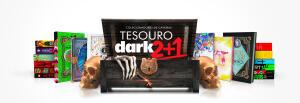 Livros da Darkside, compre livros e ganhe outro grátis.