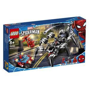 LEGO Marvel Super Heróis - Venom Aranha 76163 – 413 Peças - R$172