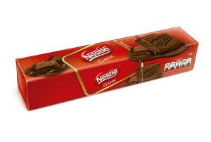 Biscoito, Classic, Recheado, Chocolate, 140g - R$2,03