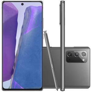 Smartphone Samsung Galaxy Note 20, S Pen, 6,7'' R$4085