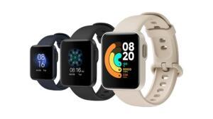 Smartwatch Xiaomi Mi Watch Lite | R$298