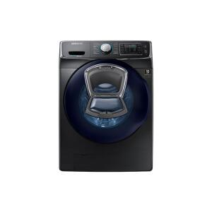 Lavadora Samsung WF15K com Ecobubble™ e Porta AddWash WF15K6500AV Black Inox 15Kg | R$6.729