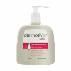Dermotivin Sabonete Líquido Salix 300ml | R$60