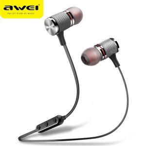 Fone de Ouvido AWEI T12 Bluetooth Earphones | R$ 47