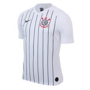 Camisa Nike Corinthians I 2019/20 Jogador Masculino
