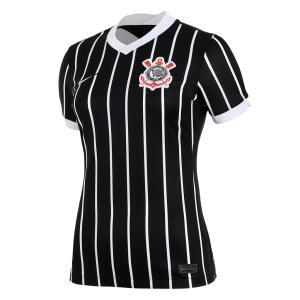 Camisa Nike Corinthians II 2020/21 Torcedora Pro Feminina | R$ 113