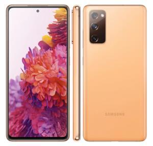 Smartphone Samsung Galaxy S20 FE Cloud Orange 256GB | R$2699