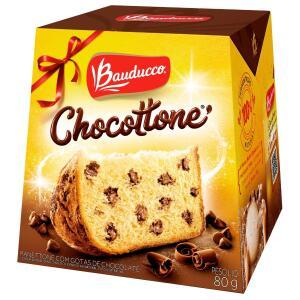 Mini Chocottone Bauducco 80g | R$0,80