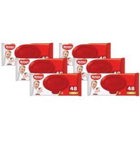 Cliente ouro | Lenços Umedecidos Huggies Supreme Care - 6 Pacotes | R$5,20 cada