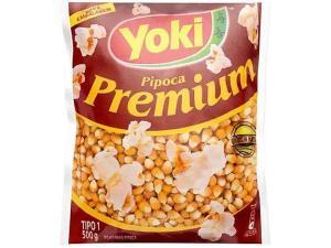 App + Cliente Ouro | Milho de Pipoca Yoki Premium - 500g | R$1,96