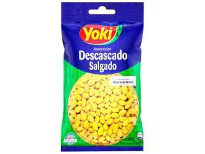 App + Cliente ouro - Amendoim descascado salgado Yoki 500gr | R$6