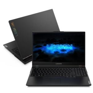 [AME R$8.019] Notebook Gamer Legion 5i i7-10750H 16GB 512GB SSD | R$9.206