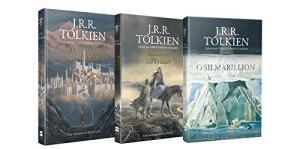 (PRIME) Kit Grandes Contos Tolkien (Português) Capa dura | R$104
