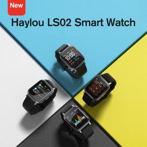 Smartwatch Xiaomi Haylou LS02 | R$ 134