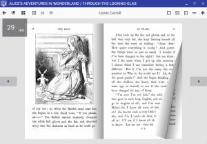 AlfaReader - Leitor de e-books
