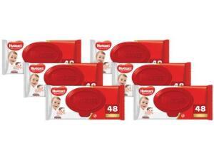 [Cliente Ouro] Lenços Umedecidos Huggies Supreme Care - 48 Unidades Cada 6 Pacotes | R$ 31