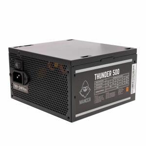 Fonte Mancer Thunder 500W Bronze 80 Plus, MCR-THR500-BL01 | R$ 289