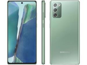 [Cliente Ouro] Smartphone Samsung Galaxy Note 20 | R$4.079