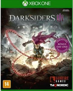 Darksiders 3 (day one) xbox one | R$ 79