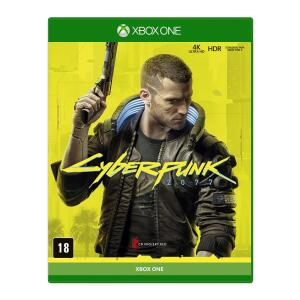 Jogo Cyberpunk 2077 - Xbox One - R$123
