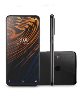 Smartphone Multilaser H 128gb 6,3 Fhd Ram 6gb Octa Core   R$1399
