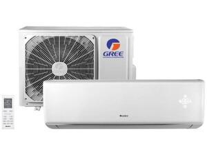 [Cliente ouro] Ar condicionado Gree split quente e frio 9000 btus Eco Garden. R$1231