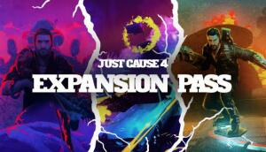 Just Cause 4 - Passe de Expansão R$31