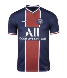 Camisa PSG I 20/21 Nike - Masculina   R$144