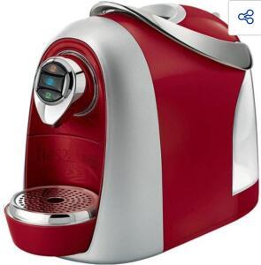 Cafeteira Espresso TRES Modo S04 Multibebidas - Vermelha | R$390