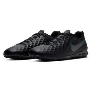 Chuteira Society Nike Tiempo Legend 8 Academy TF - Preto   R$176