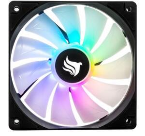 Kit Ventoinhas Pichau Gaming Feather X RGB 3x120mm | R$170