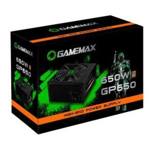 Fonte de Alimentação 650W Gamemax GP650 80 Plus Bronze | R$310