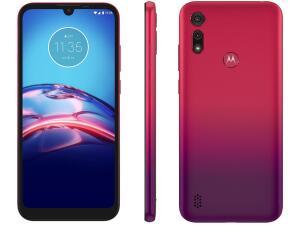Smartphone Motorola Moto E6S 64GB | R$819