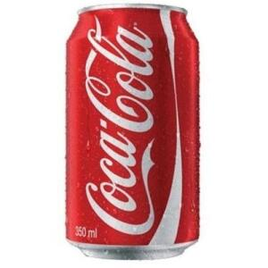 [APP] Coca Cola Lata 350ml - R$1,82