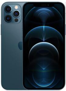 "iPhone 12 Pro Apple 128GB Azul-Pacífico Tela de 6,1"" R$7649"