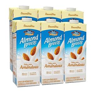6x1L Almond Breeze Baunilha | R$30